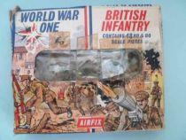 Airfix 1/72 WW1 British Infantry S27 type1 box (Loose)
