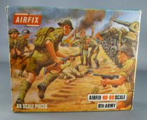 Airfix 1/72 WW2 British 8th Army S9 Loose with type2 box
