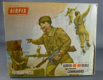 Airfix 1/72 WW2 British Commandos S32 loose with type4 box