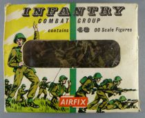 Airfix 1/72 WW2 British Infantry Combat Group S3 Loose with type1 box
