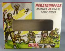 Airfix 1/72 WW2 British Paratroops S23 Loose with type1 box