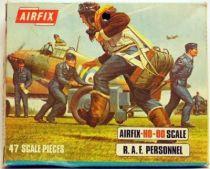 Airfix 1/72 WW2 British R.A.F. Personnel S47 type3  box (Mint)