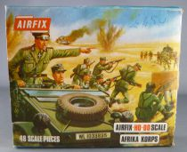 Airfix 1/72 WW2 German Afrika Korps S11 Loose with type2 box