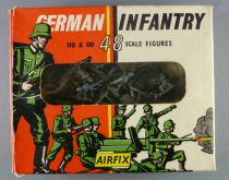 Airfix 1/72 WW2 German Infantry S5 Loose with type2 box