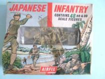 Airfix 1/72 WW2 Japonese Infantry S18 type1 box (Loose)