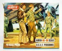 Airfix 1/72 WW2 US U.S.A.A.F. Personnel S48 type3  box (Mint)