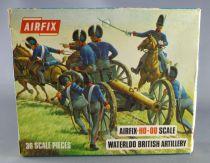 Airfix 72°  Waterloo British artillery S46 Loose withtype3 Box