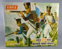 Airfix 72°  Waterloo Francais Infanterie S44 Occasion avec boite type2
