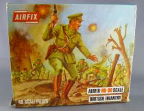 Airfix 72° 1ère G.M. Anglais Infanterie S27 occasion avec boite type2