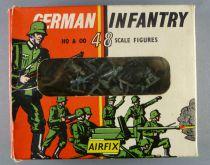Airfix 72° 2ème G.M. Allemand Infanterie S5 occasion avec boite type1