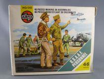 Airfix 72° 2ème G.M. Américain Personnels de la U.S.A.A.F. S48 Occasion boite type4