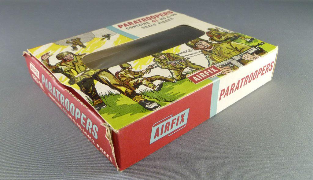 Airfix 72° 2ème G.M. Anglais Paras S23 occasion avec boite type1