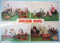 Airgam Boys - Américains vs. Japonais Ref. 14602