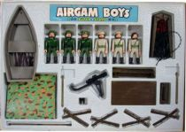 Airgam Boys - Americans vs Japaneses ref.14602