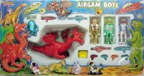 Airgam Boys - Astonauts, Aliens and Dragon ref.424