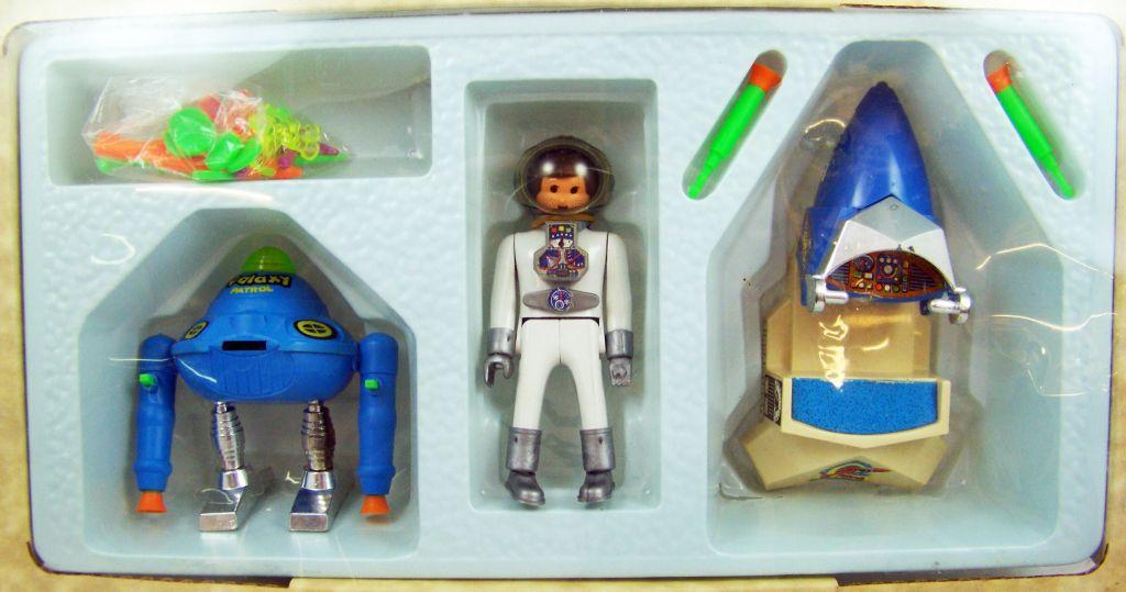 Airgam Boys - Espace Ref. 285 - Astronautes, Véhicule & Robot 02