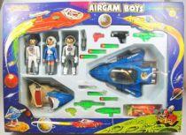 Airgam Boys - Espace Ref. 36302 - Astronautes & Véhicules 01