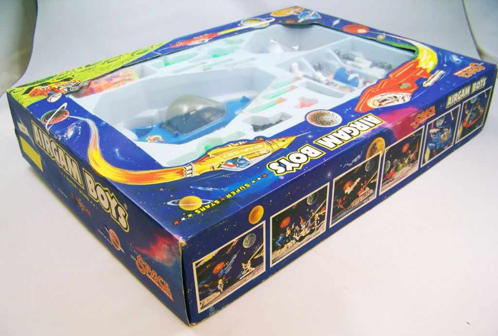 Airgam Boys - Espace Ref. 36302 - Astronautes & Véhicules 03