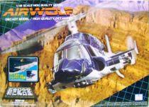 Airwolf 1/48° Aoshima - Black Metallic Weathering (Limited) - Ref. SGM-08