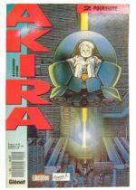 Akira - Editions Glénat - Akira Vol. 1 : Poursuit