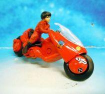 Akira - Kaiyodo & Movic Capsule Toys Series 1 - Kaneda & Bike