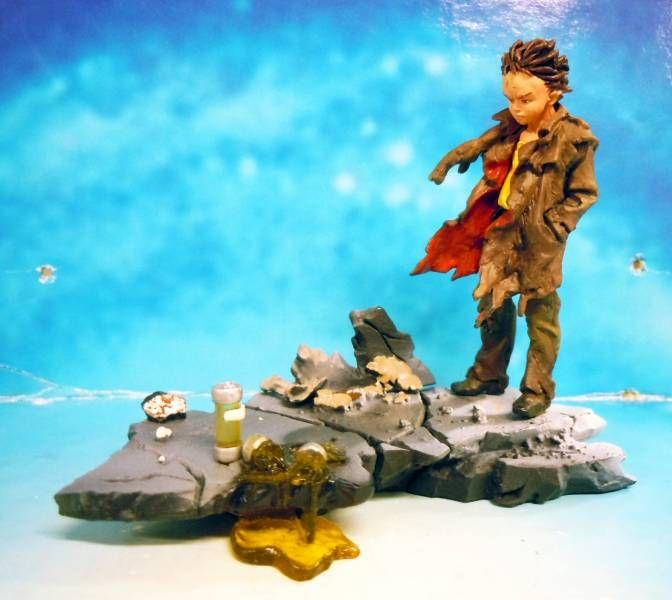 Akira - Kaiyodo & Movic Capsule Toys Series 2 - Tetsuo Shima
