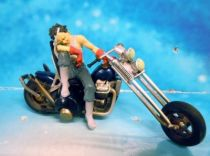Akira - Kaiyodo & Movic Capsule Toys Series 3 - Tetsuo & Bike