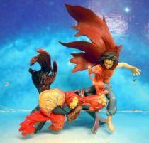 Akira - Kaiyodo & Movic Capsule Toys Series 3 - Tetsuo attack