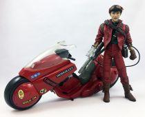 Akira - McFarlane Toys - Kaneda and his Bike (loose)