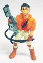 Akira - Yolanda PVC figure - Kaneda (orange suit)