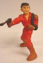 Akira - Yolanda PVC figure - Kaneda (red suit)