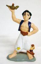Aladdin - Figurine PVC Bullyland - Aladdin et Abu
