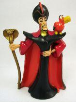 Aladdin - Mattel PVC Figure - Jafar & Iago