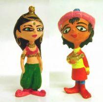 Aladin (Jean Image) - Jim Figure - Aladin & Princesse Badroulboudour