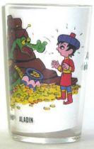 Aladin (Jean Image) - Mustard glass