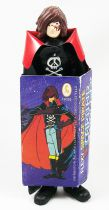 Albator - Captain Harlock - Figurine flexible - Ceppi Ratti