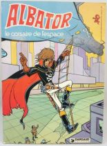 Albator - Editions Dargaud Antenne 2 - Le corsaire de l\'espace
