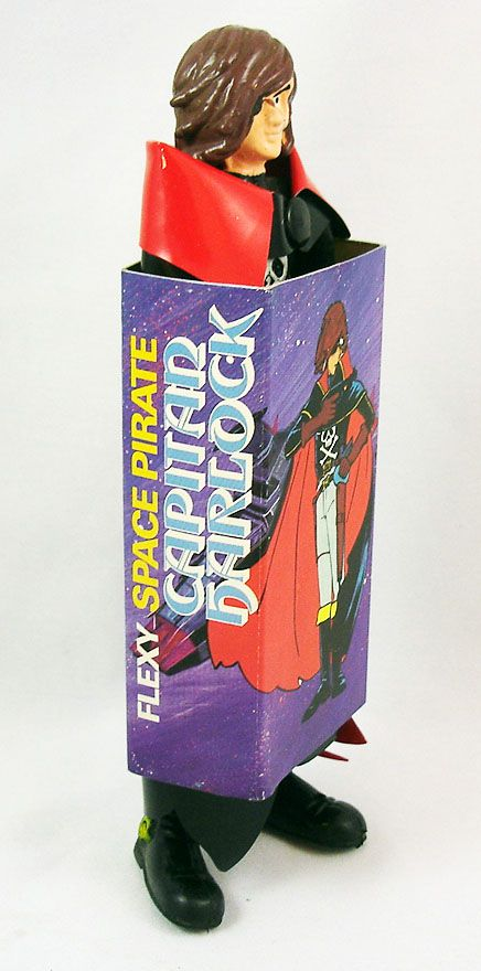 Albator - Figurine flexible - Ceppi Ratti