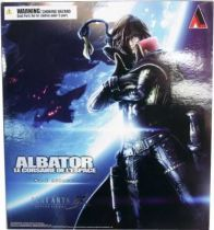Albator - Figurine Play Arts Kai - Square Enix