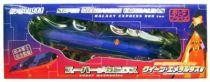 Albator 84 - Taito - Queen Emeraldas \'\'Super Mechanics\'\' 01