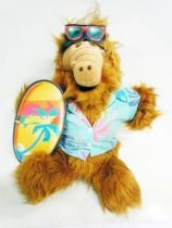 ALF - 12\'\' Plush Hand Puppet - Hawaiian -