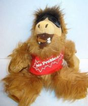 ALF - 12inches Plush with Suction - With Sunglass