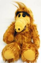 ALF - 18 inches Plush with Secret Pocket - Coleco 1986