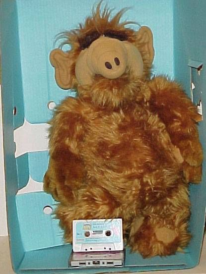 ALF - 36 inches Plush Talking