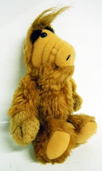 ALF - 8 inches Plush - Coleco 1988