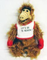 ALF - Alf boxeur - Peluche à ventouses 25cm Bully