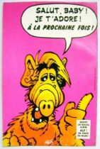 Alf - Comics #1 - Semic France Editeur 1989
