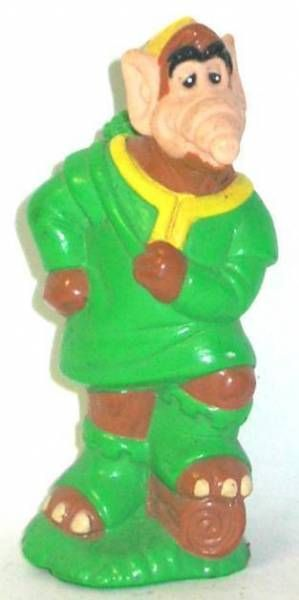 ALF - Figurine Burger King - Robin Hood