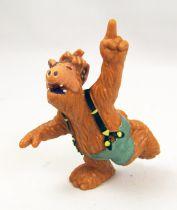 ALF - Figurine PVC Bully - Alf pointant du doigt le ciel