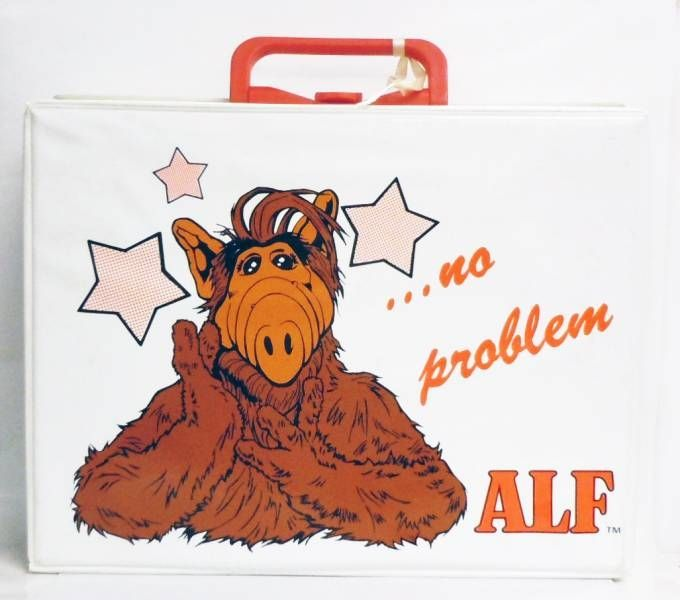 Alf - Forty Four Bagages - Alf Children Suitcase